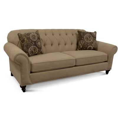 Best Stacy Sofa Bernie And Phyls England Furniture 400 x 300