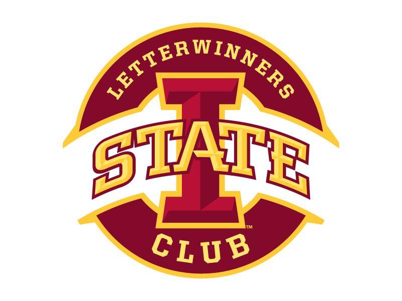 Iowa State Letterwinners Club Iowa State Iowa Club Design