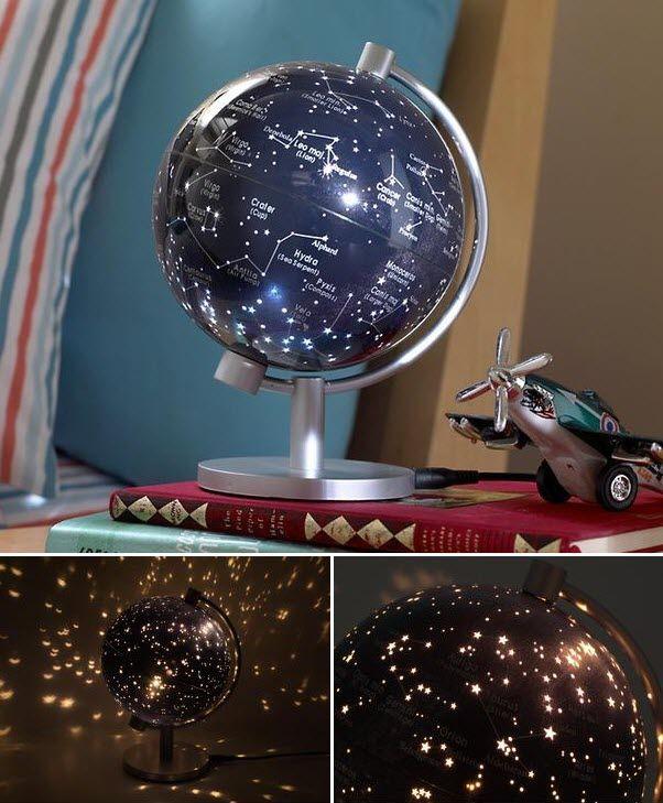 petit globe lumineux pas cher d coration chambre enfant. Black Bedroom Furniture Sets. Home Design Ideas