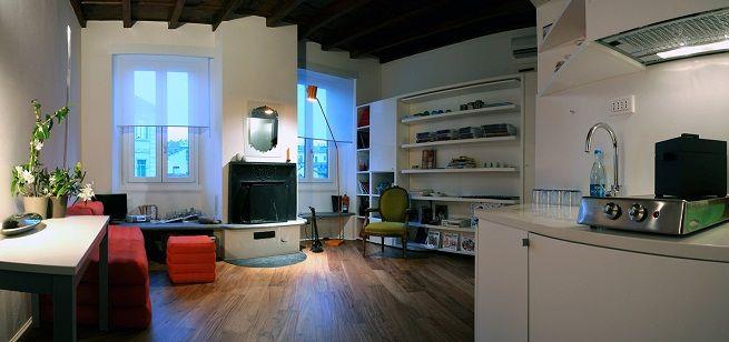 Decorar un piso de menos de 40 metros decoraci n for Pisos de 40 metros decoracion