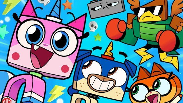 The Lego Movie S Unikitty Gets Her Own Cartoon Network Series