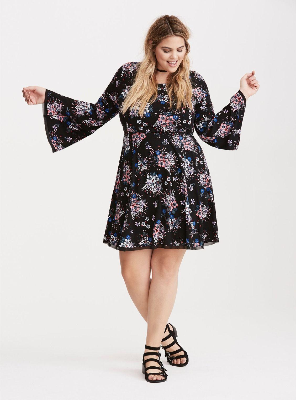 new year. new dresses. | torrid plus size | #torridinsider | new