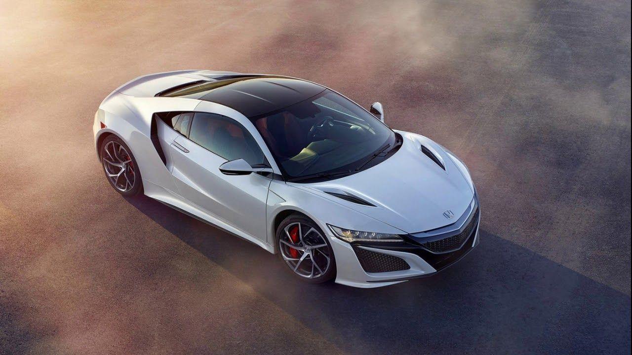 2019 Honda Nsx New Sports Design And Powerful Engine Nsx Honda Nsx 2017 Honda