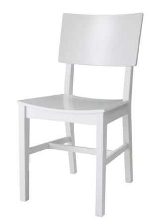 Ikea Norvald Dining Chair In White Ikea Dining Chair