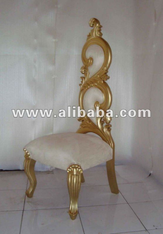French Style Chair Golden Side Chair Wooden Antique Reproduction Chair  Italian Classic European Home Furniture - Buy French Style Chair,Antique  Reproduction ... - French Style Chair Golden Side Chair Wooden Antique Reproduction