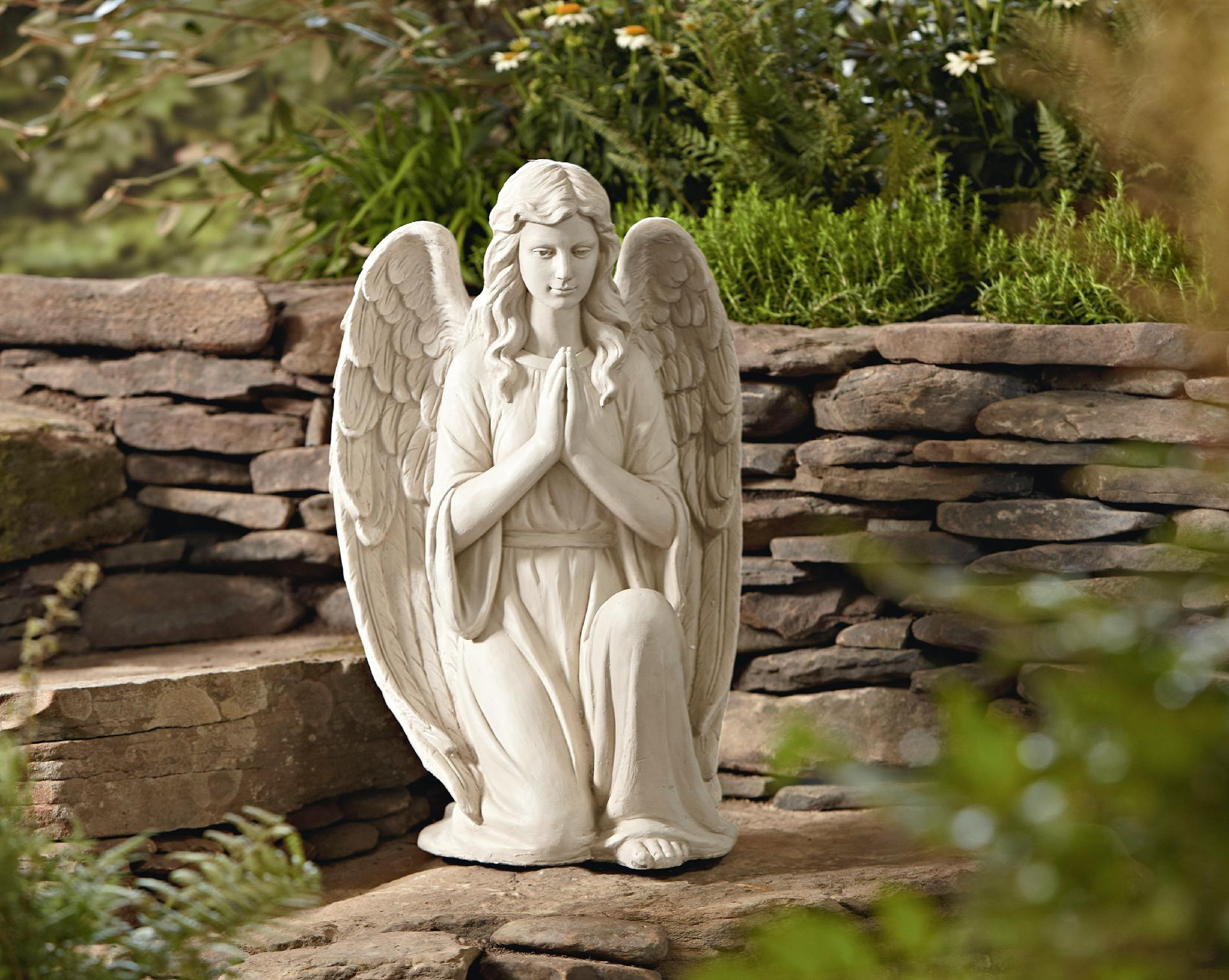 Elegant Lawn Ornaments: Get Garden Gnomes And Statues At Sears