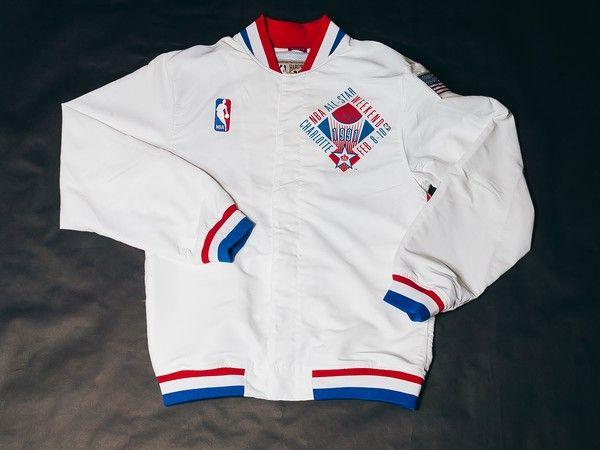 Mitchell   Ness NBA All-Star 1991 Authentic Warm Up Jacket  150 ... 6e459489b