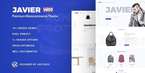 Javier - Modern WooCommerce Theme (WooCommerce) - http://wpskull.com/javier-modern-woocommerce-theme-woocommerce/wordpress-offers