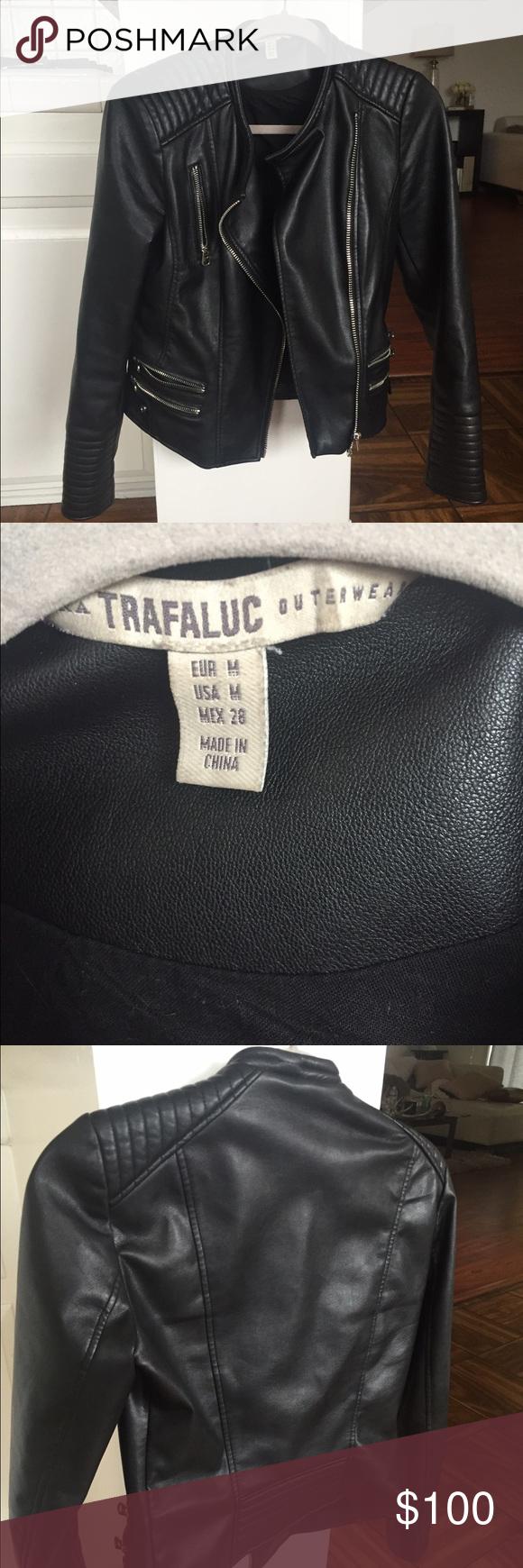 Zara Trafaluc Outerwear Jacket Size Medium Zara Outerwear Jackets Jackets [ 1740 x 580 Pixel ]