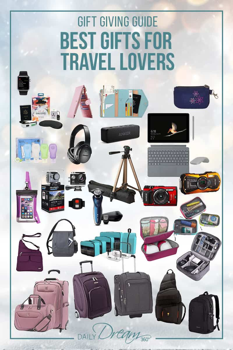 Photo of Gift Guide: 2019 Most Popular Best Travel Gifts for Her