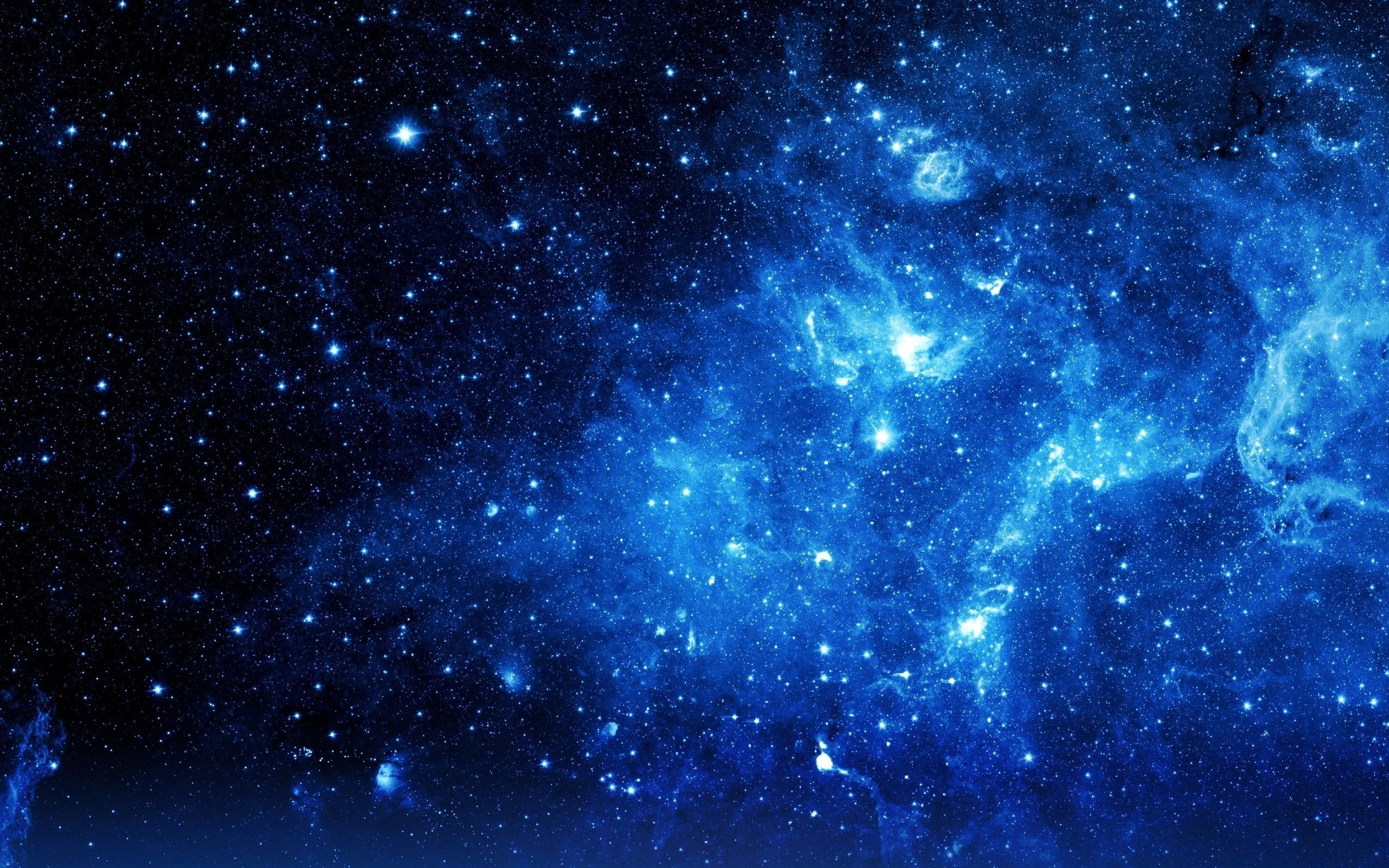 Blue Galaxy wallpaper Blue galaxy wallpaper, Galaxy