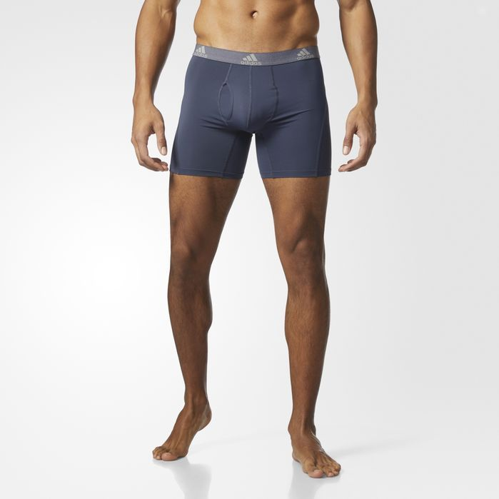 adidas climalite shorts herren blau
