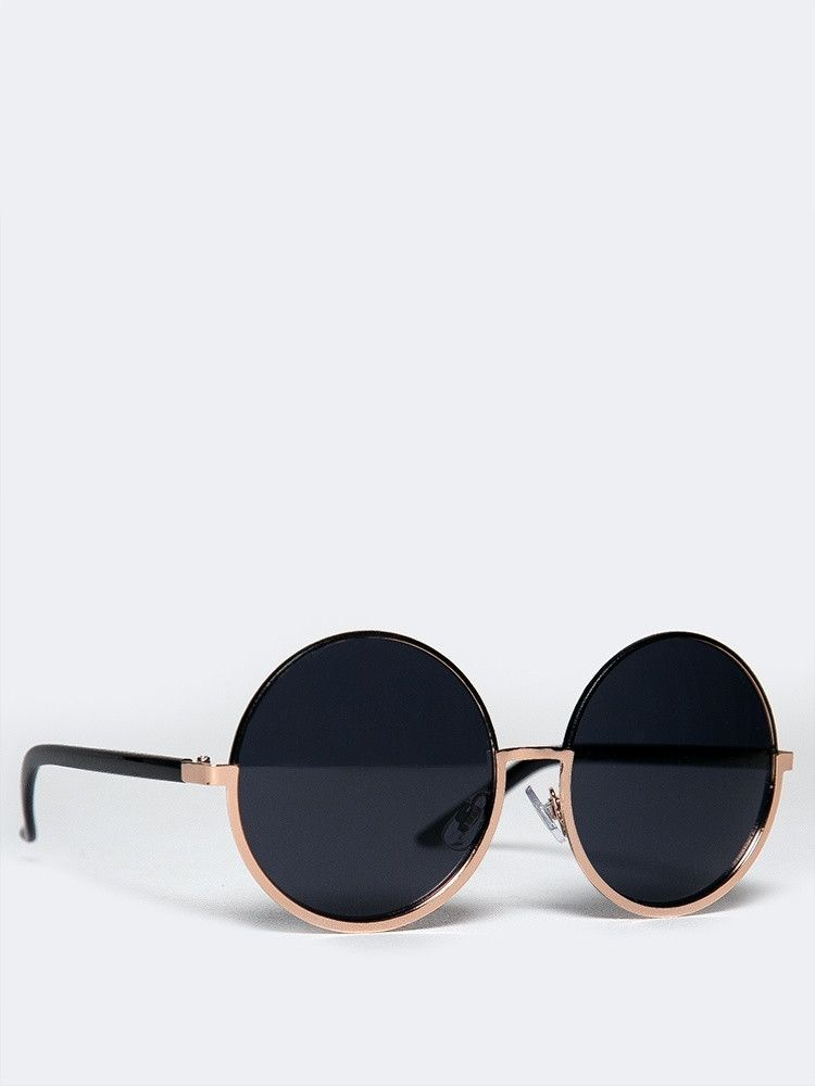 968c7338e0b0b These round, oversized sunglasses are just what your style is missing! - The