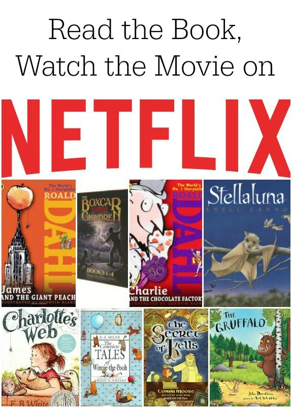 Read the Book  Watch the Movie on Netflix Streaming