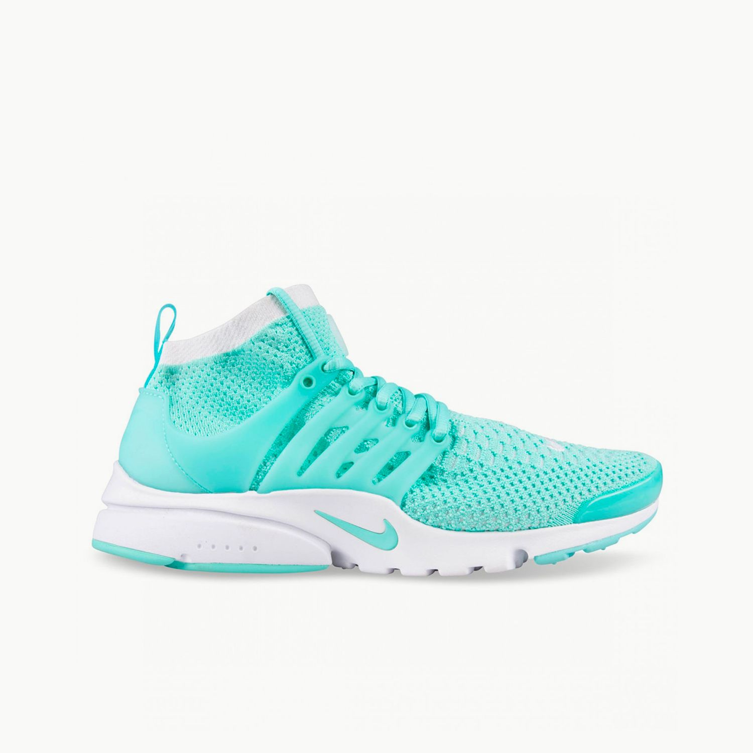 Nike AIR PRESTO ULTRA FLYKNIT WOMENS Hyper Turquoise/Turquoise