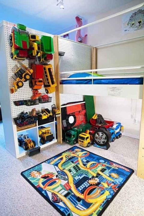 Ideas For Creating The Perfect Playroom With Images Kids Room Organization Space Kids Room Toy Rooms