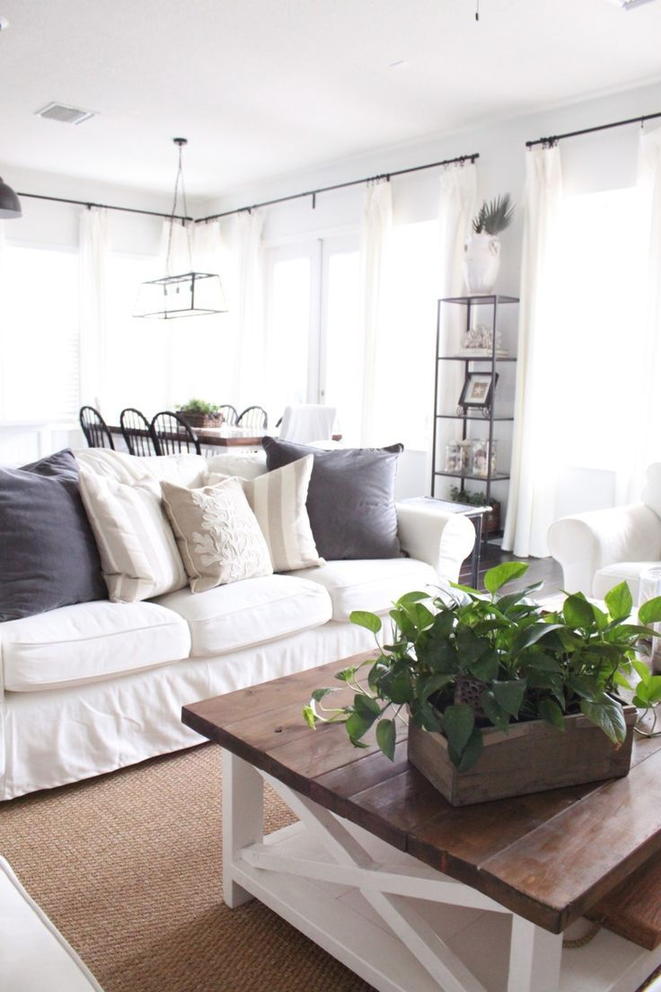 Renovation Reveal- The Family Room | Starfish, Room and Decor styles
