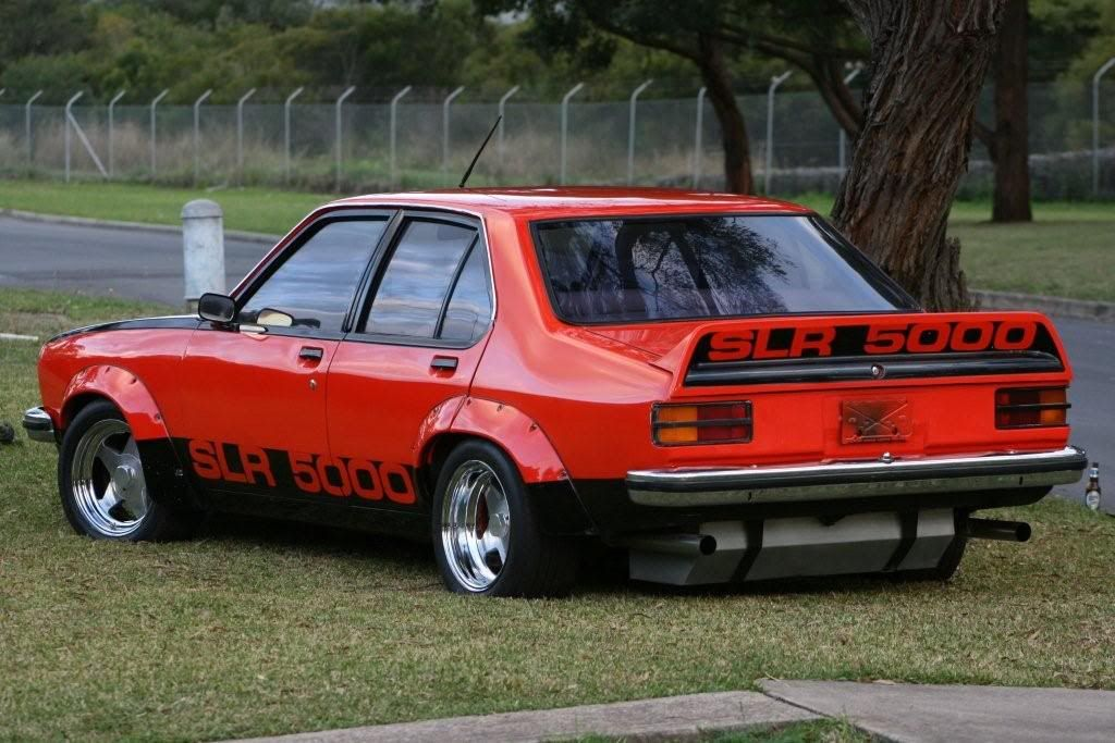 Genuine Lh Slr 5000 Torana Australian Cars Holden Muscle Cars Holden Torana