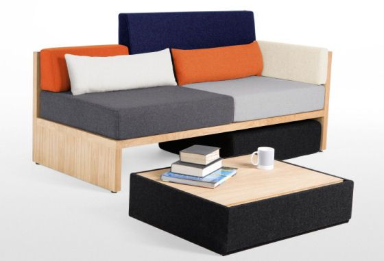 Top 10: best contemporary sofas for small spaces | living room ...