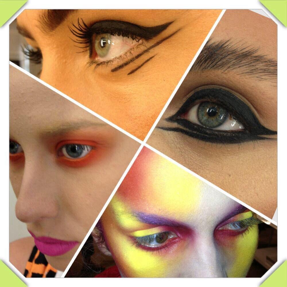 Trends for spring 2014 MAC senior pro makeup artist