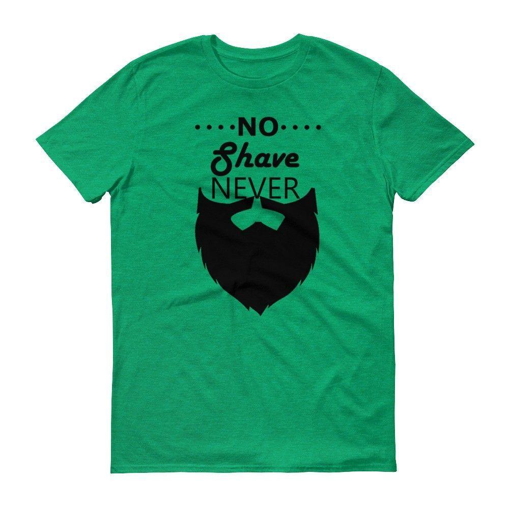 No Shave- Men's Tshirt