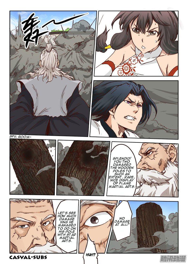 Mangahere Mobile Martial Manga Anime