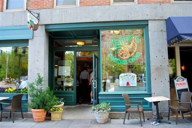 Claire S Corner Copia The Shops At Yale Corner Yale Vegetarian Restaurant
