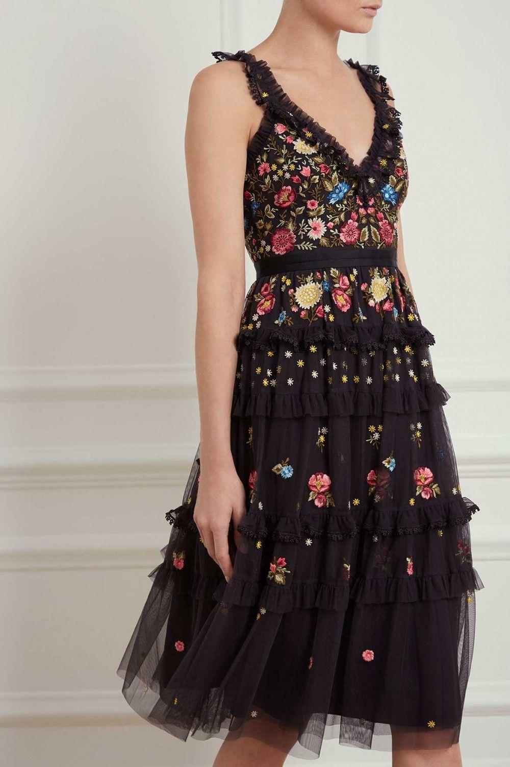 Graphite Cocktail Dresses
