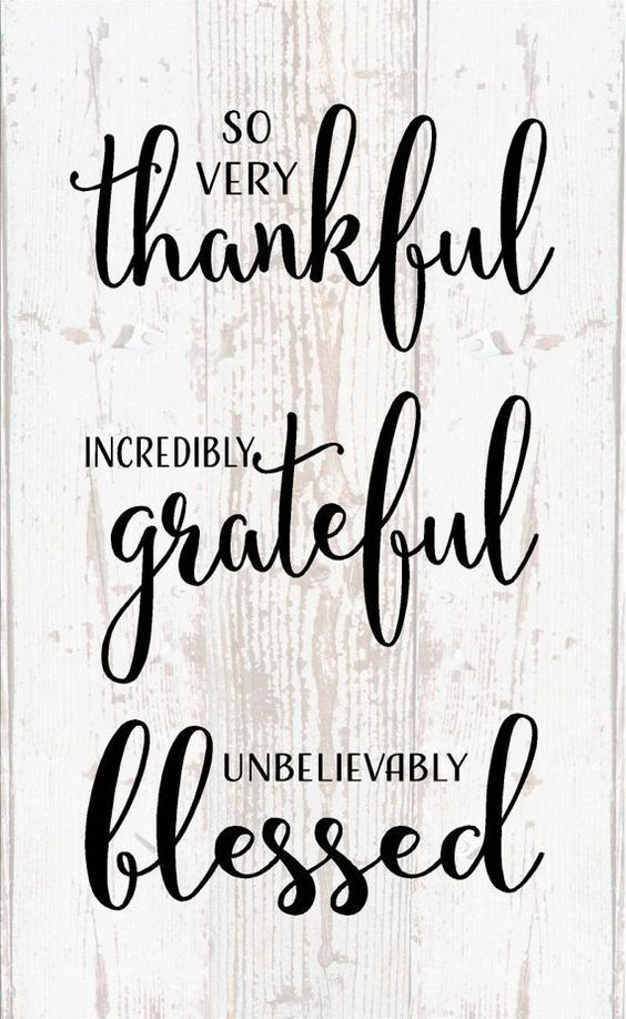 Thankful Grateful Blessed Wood Sign, Canvas Inspirational   Office Decor,  Bedroom, Bathroom, Thanksgiving, Christmas
