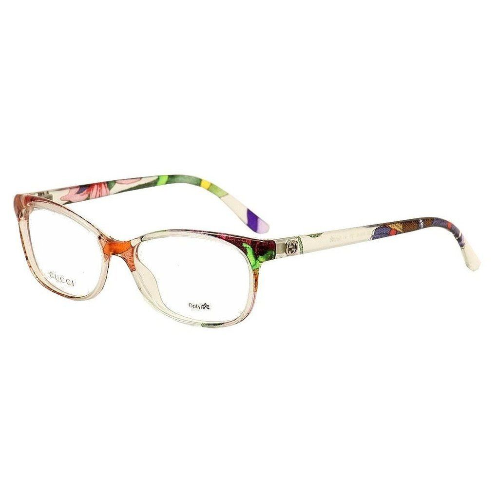 092f11bd439 Gucci 3699 N 0ZE5 Womens Rectangular Eyeglasses in 2019