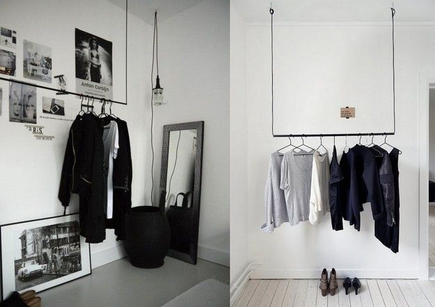 Clothes Rack Bedroom Education Photography Com