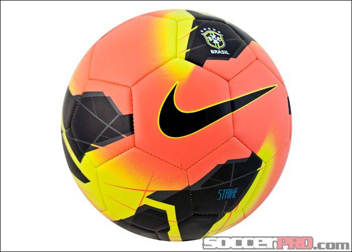 nike brazil soccer ball size 5