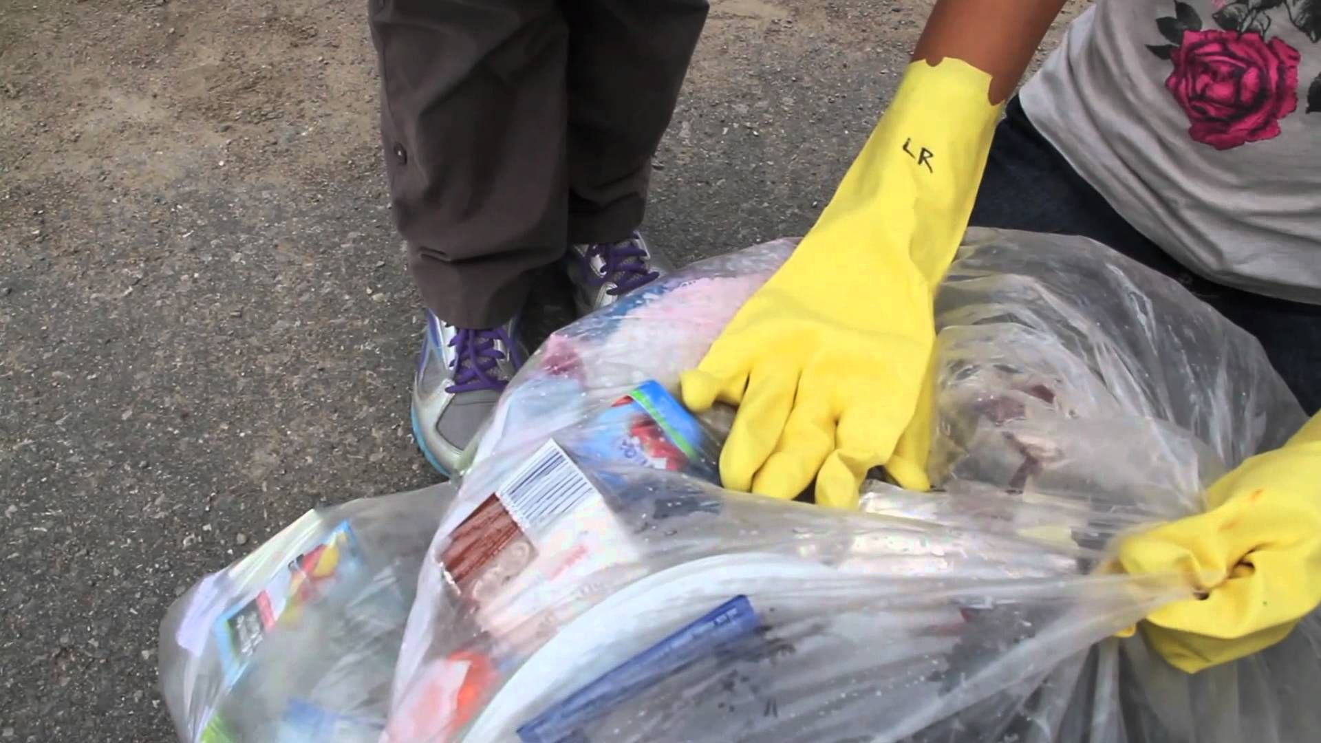 Learn How To Do A School Waste Audit