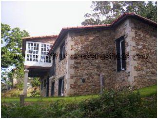 Construcciones r sticas gallegas casas r sticas de - Proyectos de casas rusticas ...