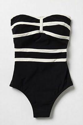 3451430884 Vintage swimwear by anthropologie