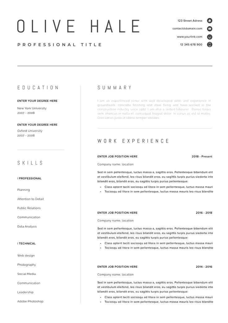 The ultimate 2019 guide for Vp Business Development resume