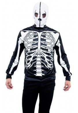 New Official FALL OUT BOY SKELETON Hooded Sweatshirt