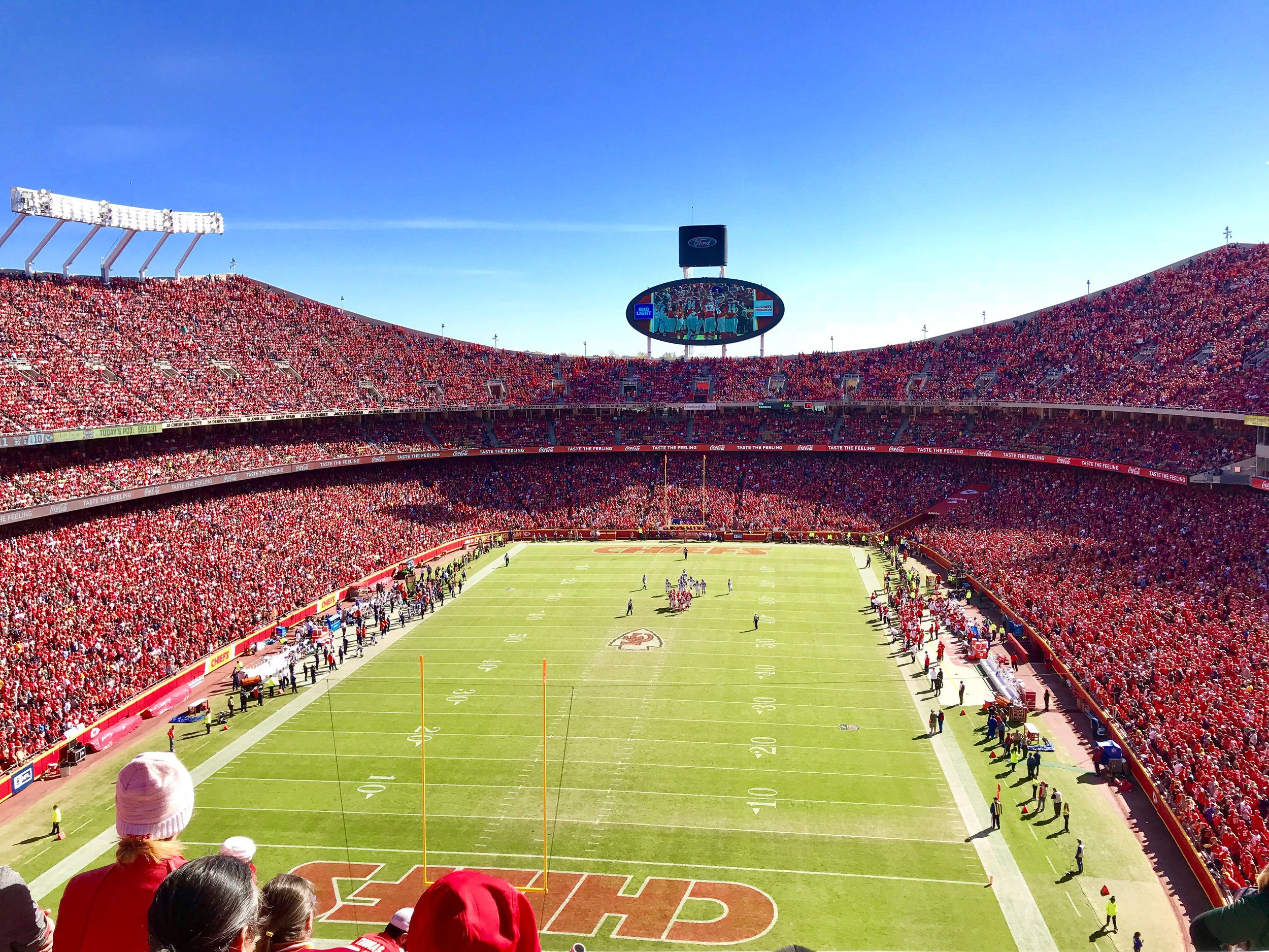 Kansas City Chiefs Tailgating And Stadium Food What To Know Before You Go Kansas City Chiefs Stadium Kansas City Chiefs Kansas City