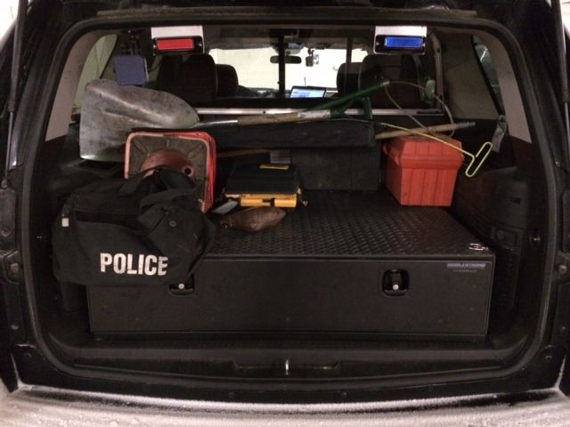 Tactical Storage For Police And Emergency Vehicles Mobilestrong