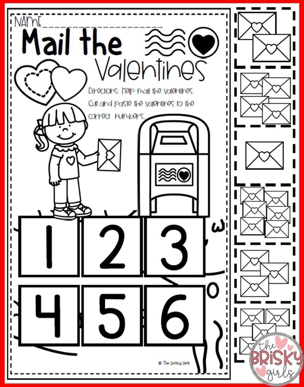 Valentine S Day Activities For Preschoolers And