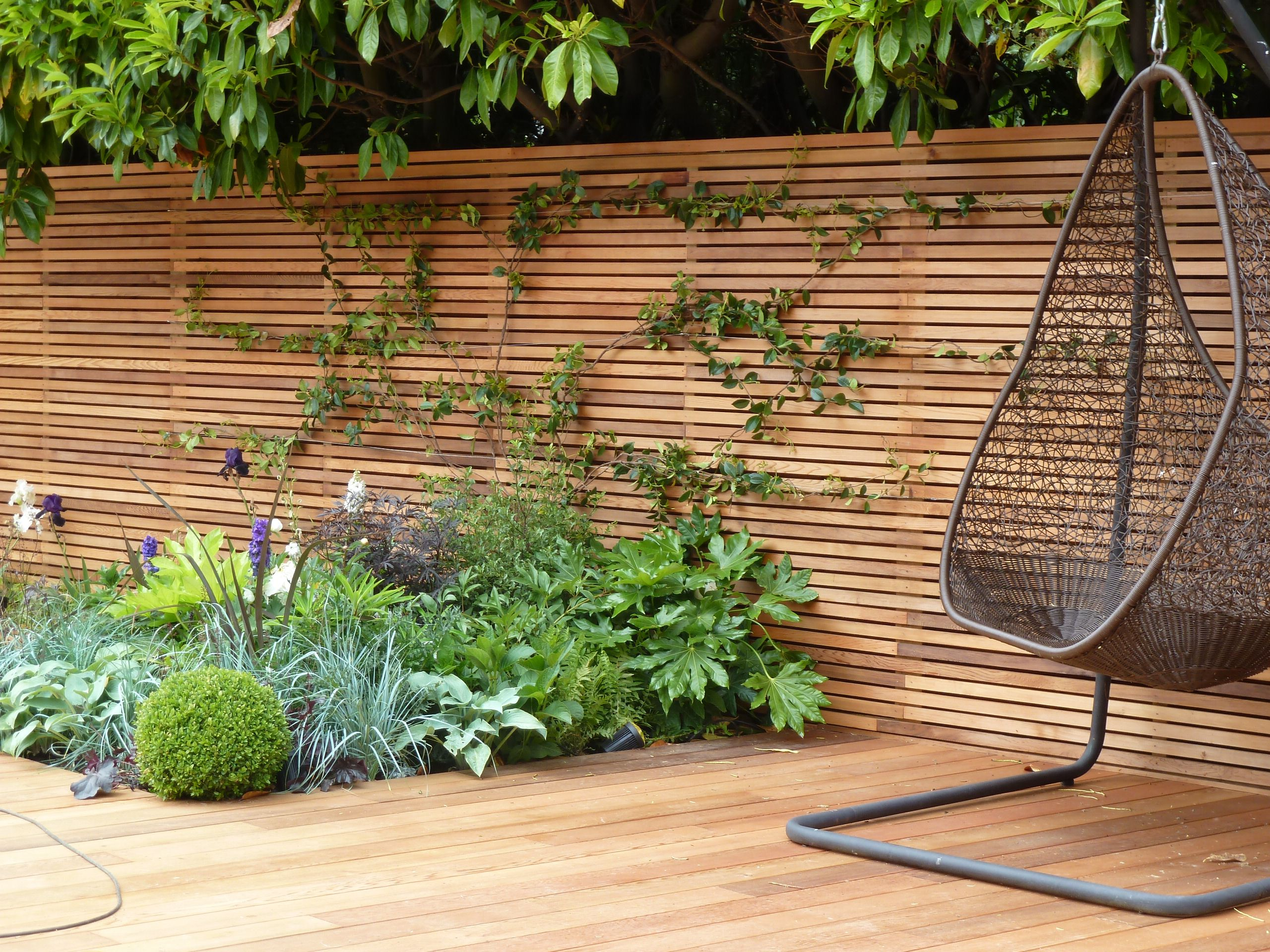 Home. Backyard FencesGarden FencesHorizontal FenceCourtyard GardensOutdoor  GardensOutdoor Privacy ScreensBackyard ...