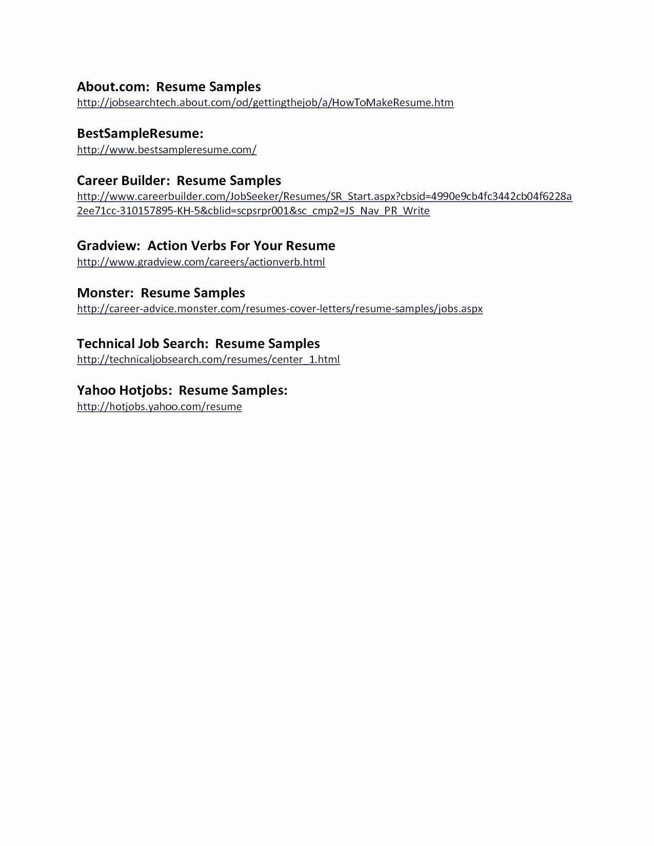 70 Cool Stock Of Resume Samples for Nanny Jobs | Resume ...