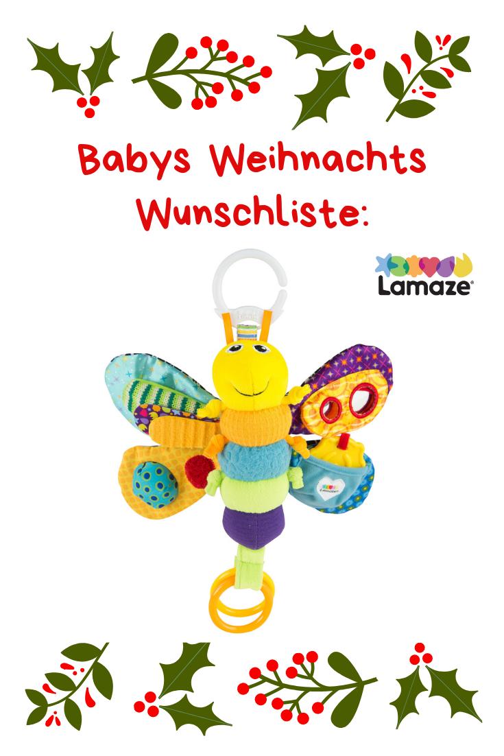 Das Beste Geschenk Zu Weihnachten Ist Gemeinsame Zeit Lamaze Bereichert Die Gemeinsame Beschaftigung Und Starkt Die Eltern K Kinder Spielzeug Kinder Kleinkind