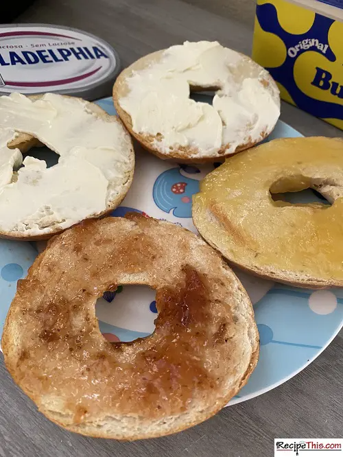Air Fryer Toasted Bagels Recipe This Recipe in 2020