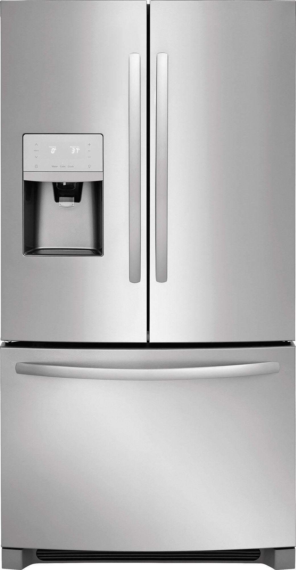 Frigidaire Frreradwmw10437 In 2020 French Door Refrigerator Kitchen Appliance Packages French Doors