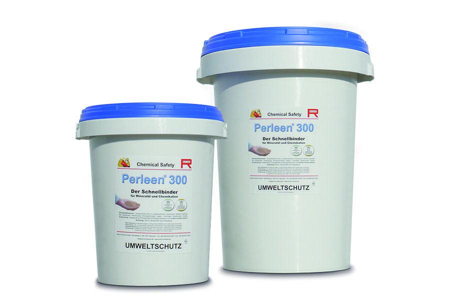Perleen 300 Bindemittel 2 Trommeln Mit 20 Litern Gefahrstoffe