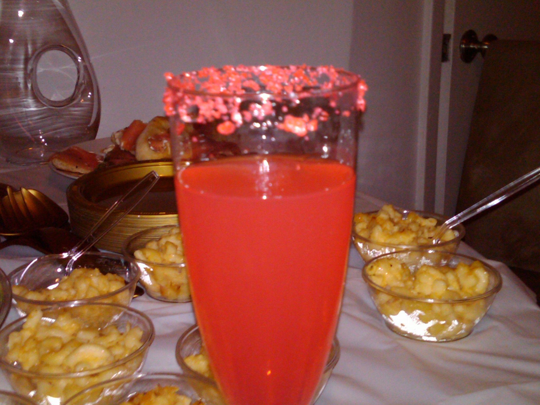 Cocktails Drinks Champagne Cocktail Pop Rock Passion