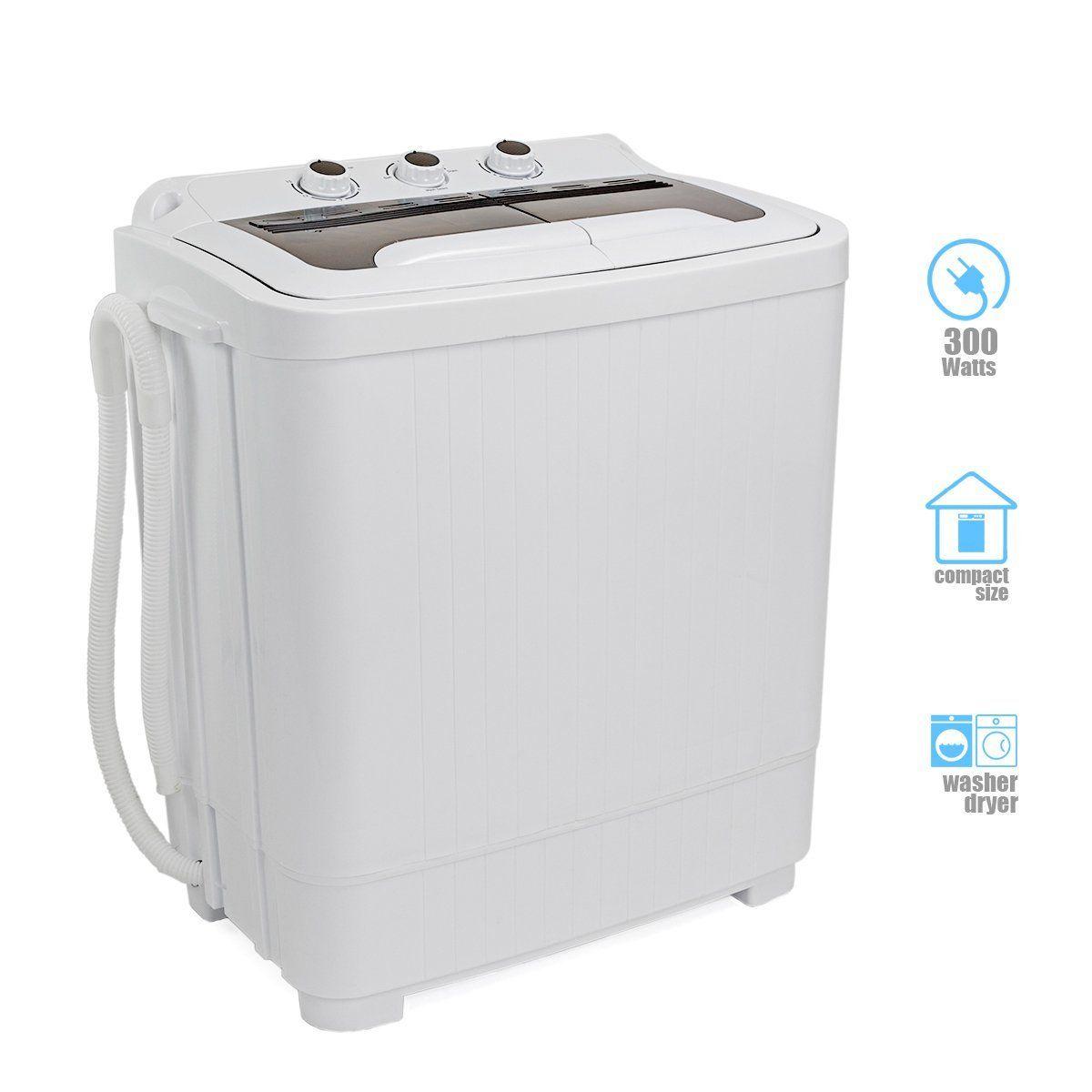 Xtremepowerus Xtremepowerus Portable Compact Washing Machine And