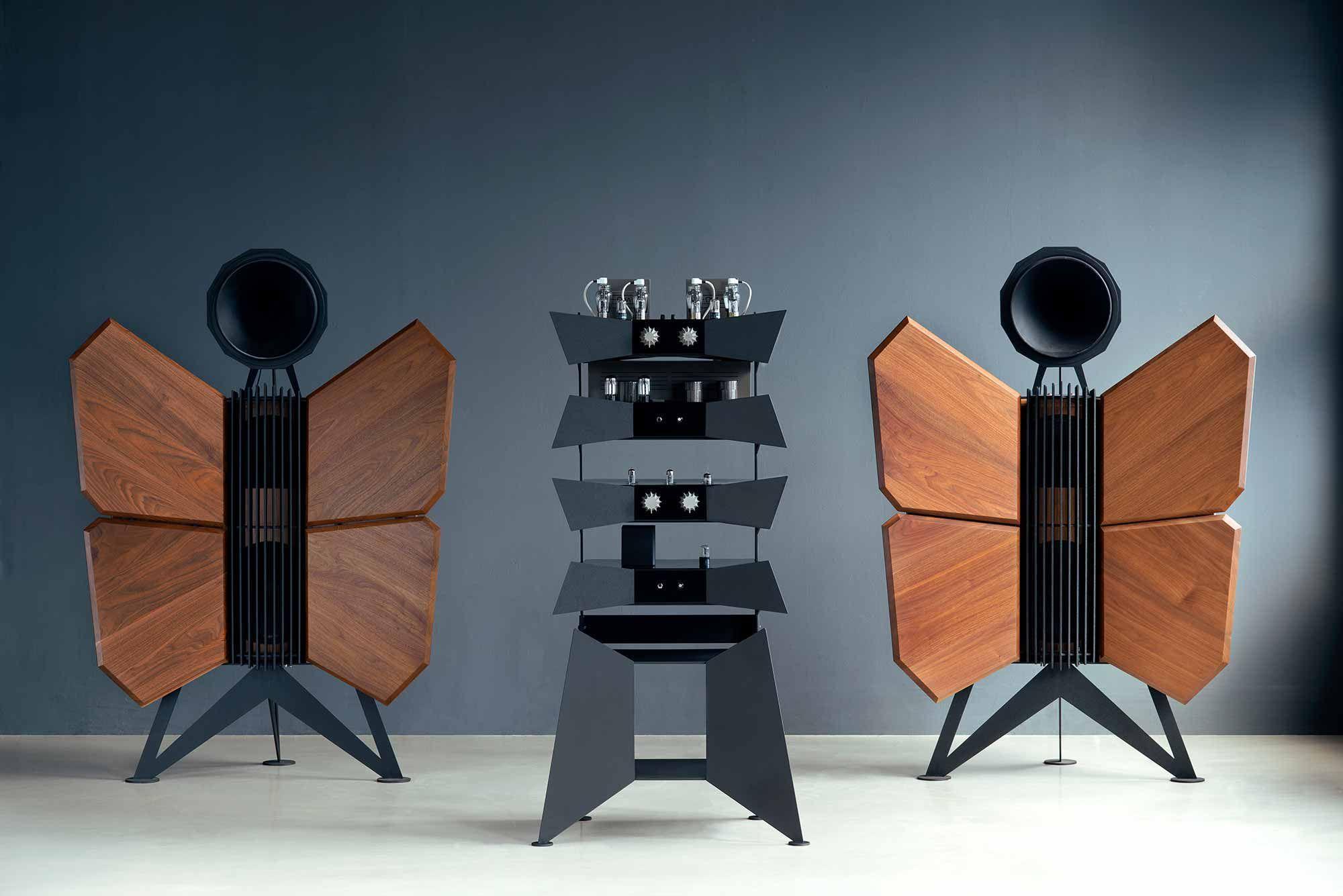Monarch Loudspeakers Audio Design Audio System Speaker