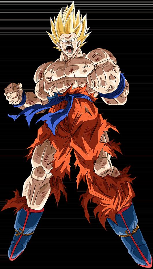 Goku Ssj Namek Saga Render 9 By Maxiuchiha22 On Deviantart Dragon Ball Super Manga Anime Dragon Ball Super Dragon Ball Artwork